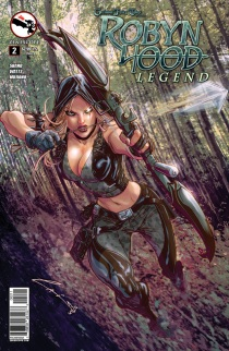 GRIMM FAIRY TALES ROBYN HOOD LEGEND #2 COVER A