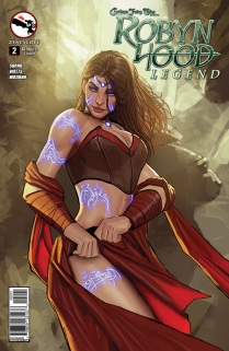 GRIMM FAIRY TALES ROBYN HOOD LEGEND #2 COVER B