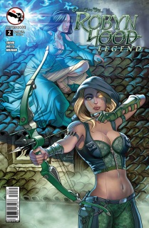 GRIMM FAIRY TALES ROBYN HOOD LEGEND #2 COVER C