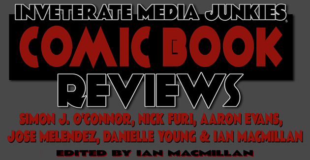 IMJ Comic Book Reviews Logo ALL