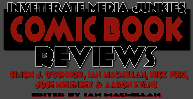 IMJ COMIC BOOKS REVIEWS