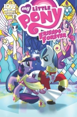 MY LITTLE PONY FRIENDS FORVER #4