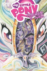 MY LITTLE PONY FRIENDSHIP IS MAGIC #18 VARIANT