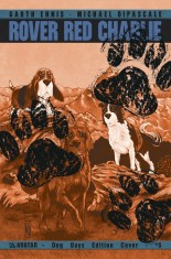 ROVER RED CHARLIE DOG DAYS COVER