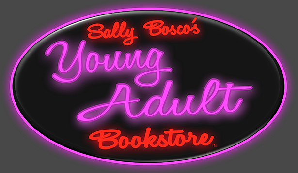 Sally Bosco Young Adult Bookstore™ COLUMN PAGE Logo