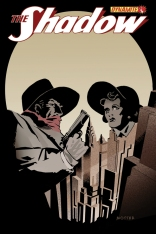 SHADOW #24 MOTTER COVER