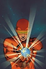 SOLAR MAN OF THE ATOM #1 MOONEY COVER