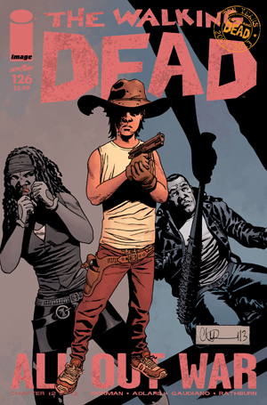 The Walking Dead #126