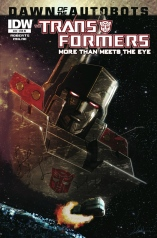 TRANSFORMERS MORE THAN MEETS THE EYE #28 VARIANT