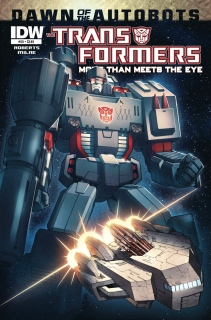 TRANSFORMERS MORE THAN MEETS THE EYE #28