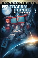 TRANSFORMERS ROBOTS IN DISGUISE #28