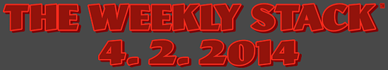 Weekly Stack 4.2.14 Banner