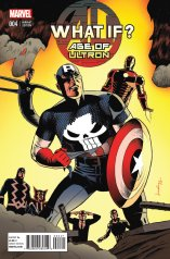 WHAT IF AGE OF ULTRON #4 VARIANT