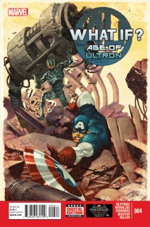 WHAT IF AGE OF ULTRON #4