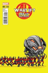 WHAT IF AGE OF ULTRON #5 VARIANT