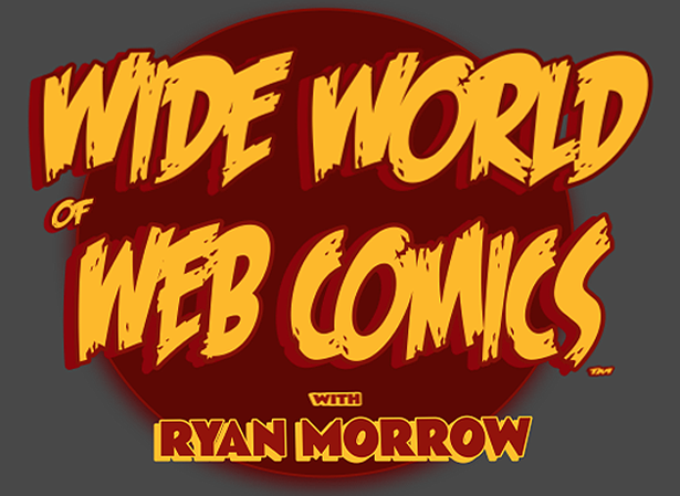 Wide World of Web Comics 2014 Column Page Logo FINAL
