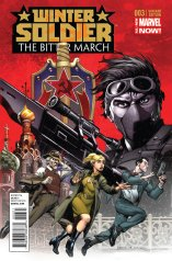 WINTER SOLDIER THE BITTER MARCH #3 VARIANT