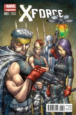 X-FORCE #3 VARIANT