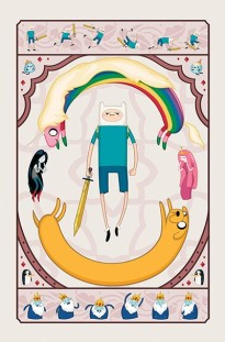 ADVENTURE TIME #28 COVER D