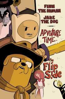 ADVENTURE TIME THE FLIP SIDE #5 COVER C