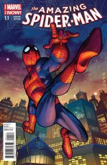 AMAZING SPIDER-MAN #1.1 VARIANT A