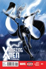 AMAZING X-MEN ANNUAL #1