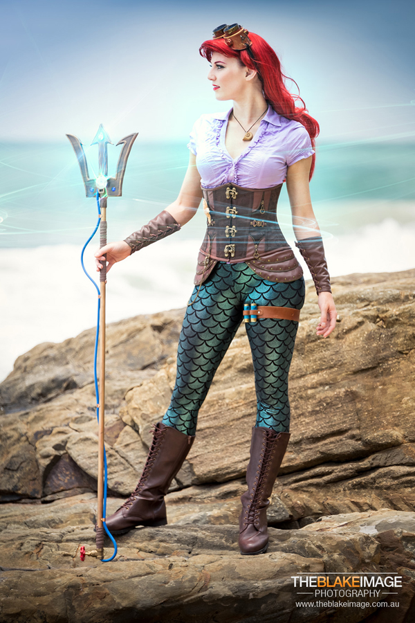 Ariel by The Blake Image Photography