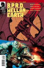 B.P.R.D. HELL ON EARTH #119 ALBUQUERQUE COVER