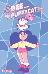BEE AND PUPPYCAT #1 COVER A