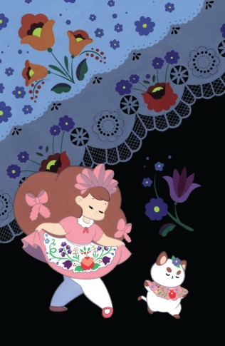BEE AND PUPPYCAT #1 COVER D