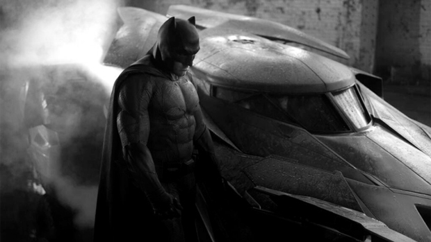 Ben Affleck as Batman First Photo