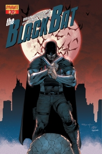 BLACK BAT #10 SYAF COVER