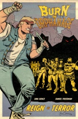 BURN THE ORPHANAGE REIGN OF TERROR #1 COVER A