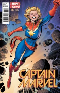 CAPTAIN MARVEL #3 VARIANT