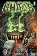 CHAOS #2 FLANAGAN COVER