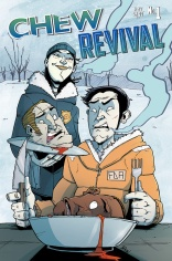 CHEW REVIVAL ONE-SHOT COVER B