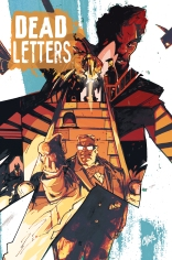 DEAD LETTERS #2 COVER A