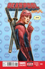 DEADPOOL ANNUAL #2