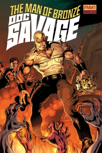 DOC SAVAGE ANNUAL 2014