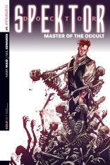 DOCTOR SPEKTOR MASTER OF THE OCCULT #1 HESTER COVER