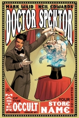 DOCTOR SPEKTOR MASTER OF THE OCCULT #1 RETAILER COVER