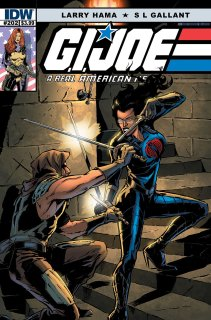 G.I. JOE A REAL AMERICAN HERO #202