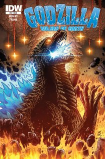 GODZILLA RULERS OF EARTH #12