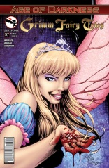 GRIMM FAIRY TALES #97 COVER A