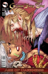GRIMM FAIRY TALES #97 COVER B
