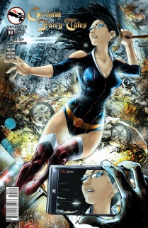 GRIMM FAIRY TALES #98 COVER C