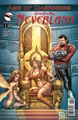 GRIMM FAIRY TALES NEVERLAND AGE OF DARKNESS #3 COVER B