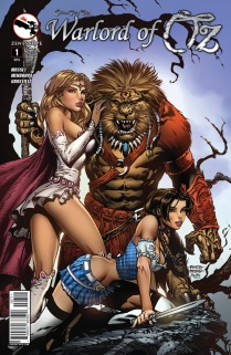 GRIMM FAIRY TALES WARLORD OF OZ #1 COVER A