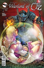 GRIMM FAIRY TALES WARLORD OF OZ #1 COVER B