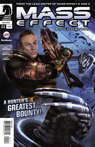 MASS EFFECT FOUNDATION #11